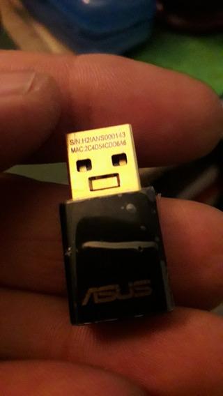 Adaptador Asus Wi-fi Dual-band Ac600 Usb-ac51