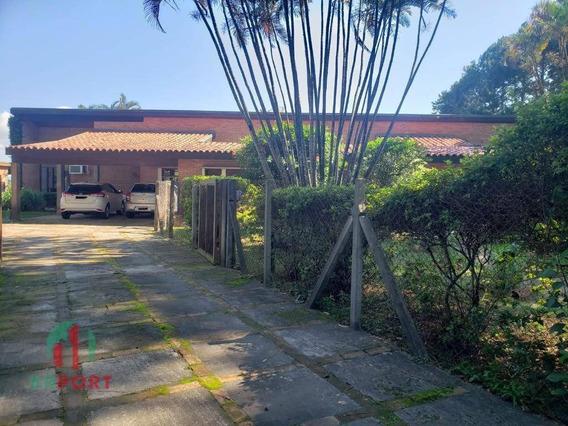 Casa Com 4 Dormitórios À Venda, 577 M² Por R$ 2.200.000,00 - Chácara Vale Do Rio Cotia - Carapicuíba/sp - Ca0463