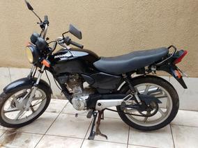 Cg 125, 06, Com Rodas E Freio A Disco.