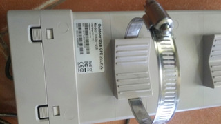 Antena Alfa Usb Varata Abierta Pero Nunca Usada