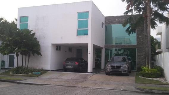 Hermosa Casa En Alquiler En Costa Sur Panama Cv