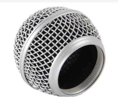 Globo Para Microfone Sm58 Soundvoice