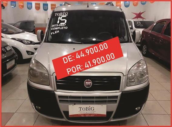 Fiat Doblo 1.8 Mpi Essence 7l 16v Flex 4p Mec 2014/2015