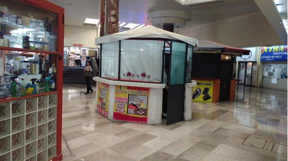 Local Comercial (kiosco) Dentro Superama Girasoles- Coyoacán