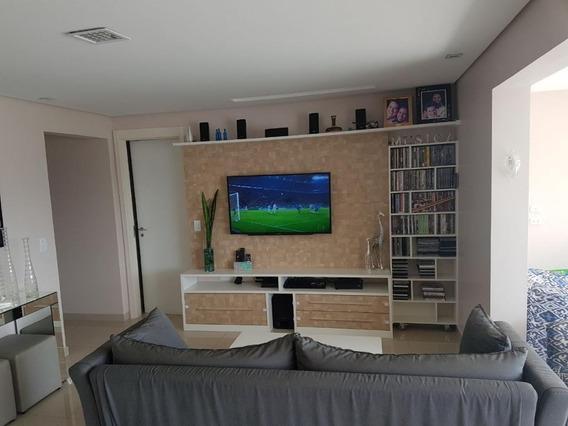 Apartamento Em Jardim Dom Bosco, São Paulo/sp De 130m² 4 Quartos À Venda Por R$ 1.060.000,00 - Ap180180