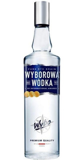 Vodka Wyborowa 750ml Origen Polonia