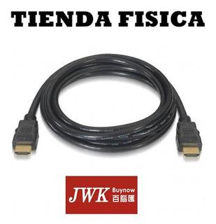 Cable Hdmi 5 Metros Ver 1.4 Full Hd 1080p Jwk Vision
