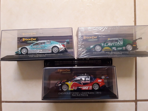 Miniaturas Stock Car