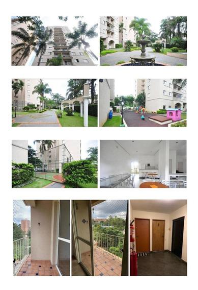 Apartamento C/ 3 Quartos E Suite