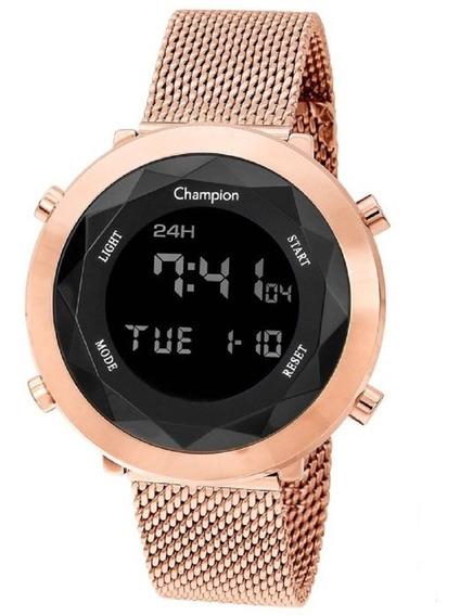 Relógio Champion Feminino Digital Ch48028p