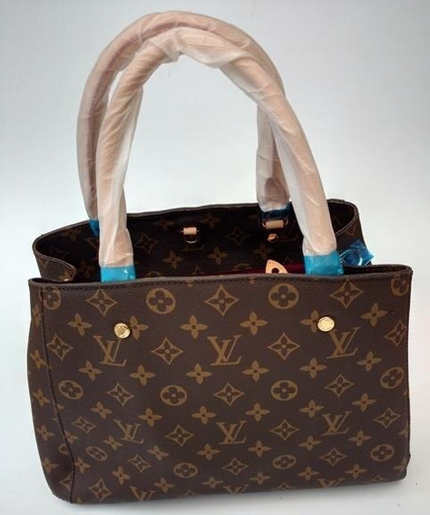 Bolsa Louis Montaigne Monogram - Pronta Entrega