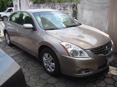 Nissan Altima S 2.5 2012 Color Beige 4 Cil