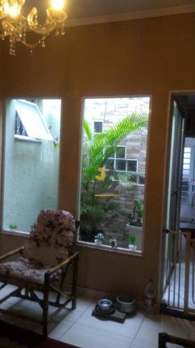 Casa Com 3 Dormitórios À Venda, 200 M² Por R$ 518.000 - Jardim Nossa Senhora De Fátima - Hortolândia/sp - Ca12485