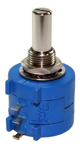 Potenciômetro Multivoltas Baoter 3590s-2 502l - 5k