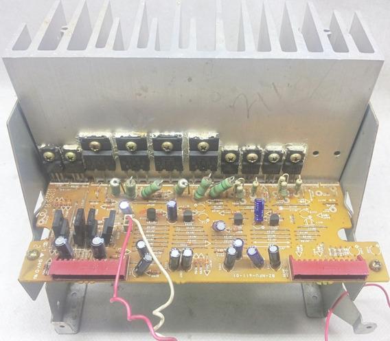 Placa 8z-nfu-611-01 Dissipador System Aiwa Nsx-t9 ;a6090
