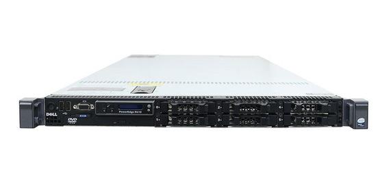 Servidor Dell Poweredge R610 2 Xeon Quadcore S/ Hd 4 Gavetas
