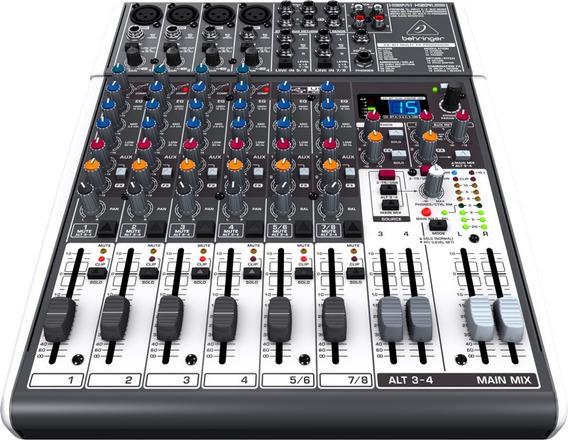 Mixer Xenyx Bivolt X1204usb Behringer Nfe