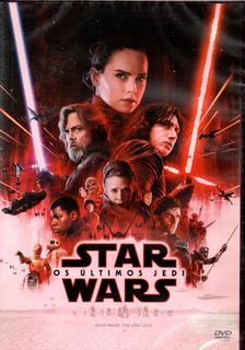 Dvd Filme Star Wars - Os Últimos Jedi - Dublado E Legendado