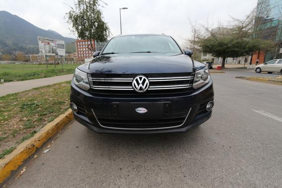 2015 Volkswagen Tiguan 2.0 Tdi Sport Style Dsg 4wd