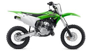 Funda Cubre Moto Kawasaki Kx Tm 85 Con Bordado