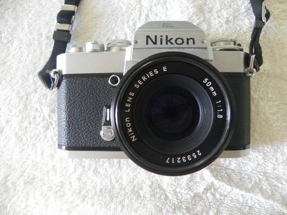 Camara Nikon El2
