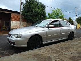 Chevrolet Omega 3.8 V6 4p 2003