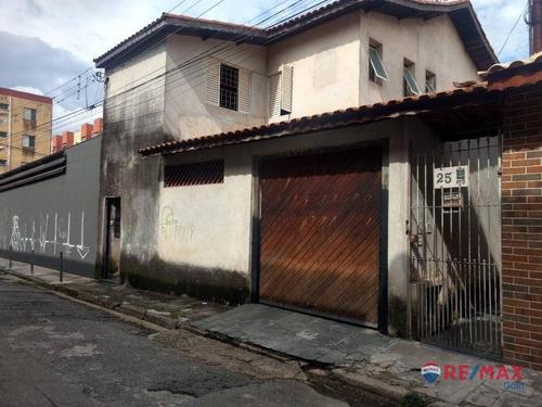 Sobrado Com 4 Dormitórios À Venda, 203 M² Por R$ 640.000,00 - Jaraguá - São Paulo/sp - So7159