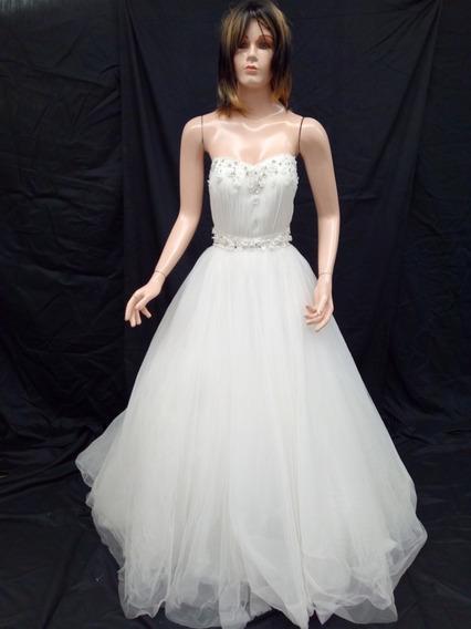 Vestido De Novia Essenzia Española Mod. Perla (50)