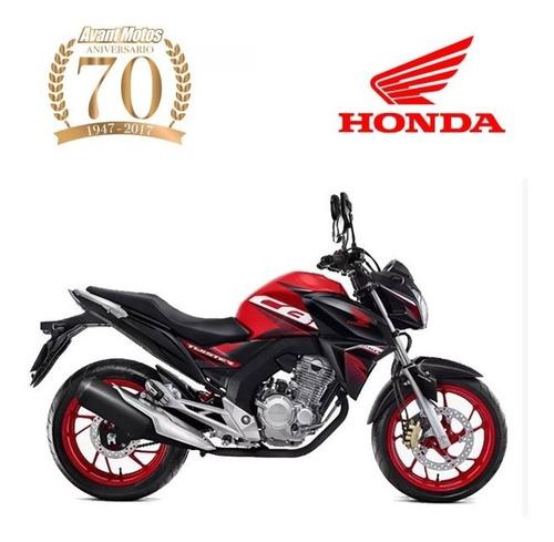 Honda Cb250 Twister Negra 2021 0km