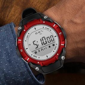 Relógio Smartwhatch Monitor Sono Pedômetro Barômetro Uv