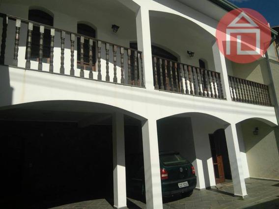 Casa Com 4 Dormitórios À Venda, 288 M² Por R$ 650.000 - Santa Luzia - Bragança Paulista/sp - Ca2342