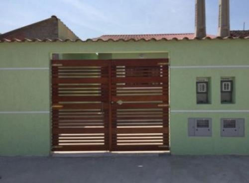 Imagem 1 de 9 de Excelente Casa Nova No Jd Magalhães Em Itanhaém - 4583   Npc