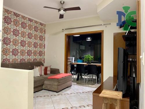 Sobrado Com 3 Dormitórios À Venda, 114 M² Por R$ 550.000,00 - Jardim Beira Rio - Jacareí/sp - So0100