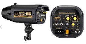 Flash Digital 400 Atek