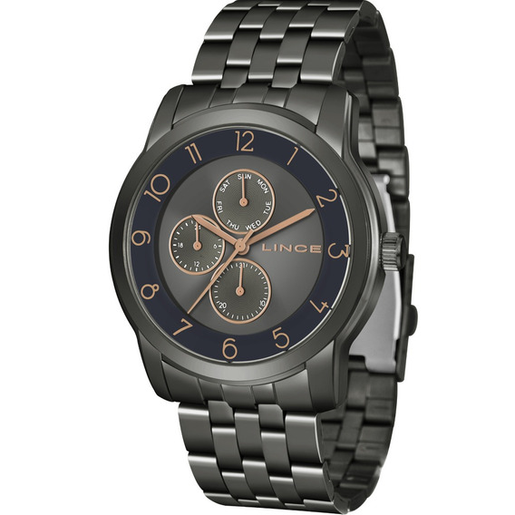 Relógio Lince Feminino Original Garantia Nota Lmy4589lg2gx