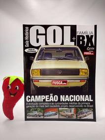 Revista Guia Histórico Gol + Família Bx (loja Do Zé)
