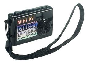Mini Dv Md80 Câmera Filmadora/foto Hd Web Cam 5mp 1280x960