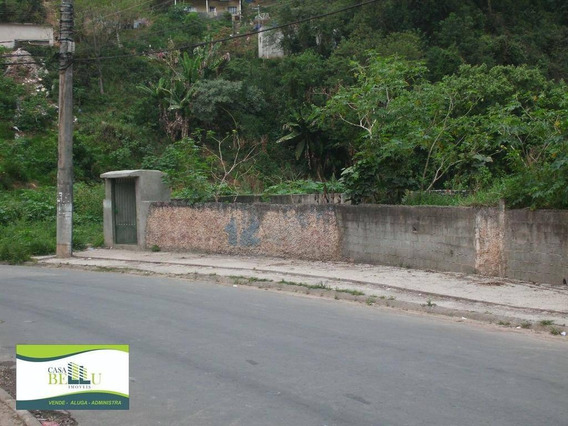Terreno Residencial À Venda, Jardim Luciana, Franco Da Rocha. - Te0049