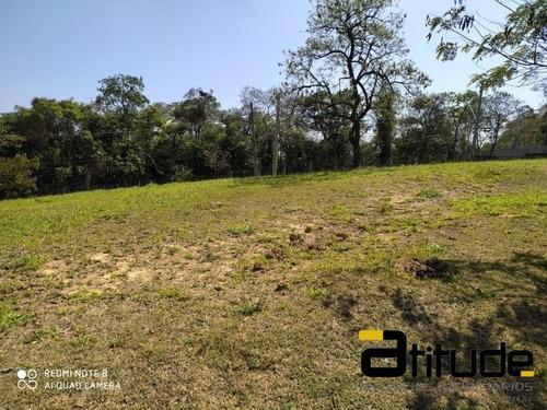 Imagem 1 de 1 de Terreno A Venda Condomínio Mosaico Da Aldeia - 4532