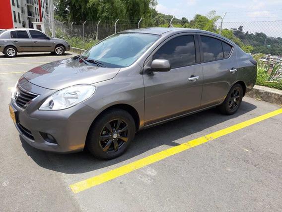 Vendo Nissan Advance Full Modelo 2013 87000km
