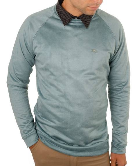 Pack/set X 2   Buzo Sweater Formal Hombre - Terciopelo