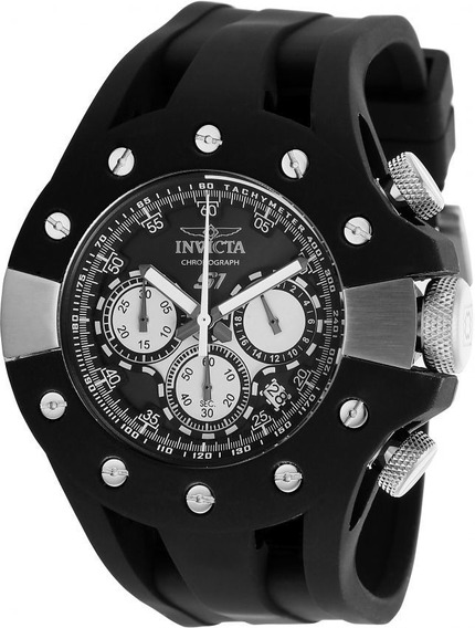 Invicta - Reloj 28565 S1 Rally Stainless Steel Quartz Para H