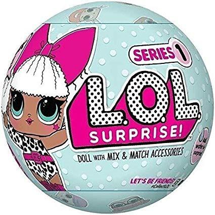 Boneca Lol Surprise Original 100% Candide