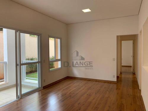 Apartamento Com 3 Dormitórios À Venda, 87 M² Por R$ 750.000,00 - Loteamento Residencial Vila Bella Dom Pedro - Campinas/sp - Ap19319