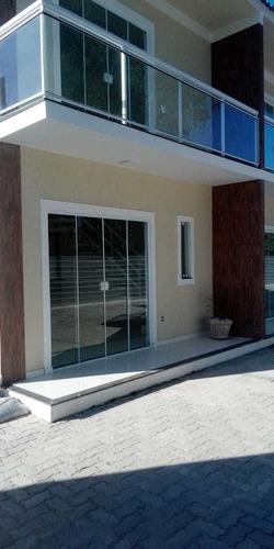 Imagem 1 de 7 de Fam92 Excelente Casa Com 2 Quartos Em Itaipuaçú!