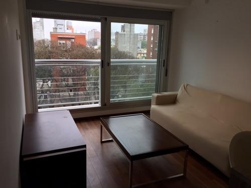 Apartamento Con Renta En Pocitos 1 Dorm.