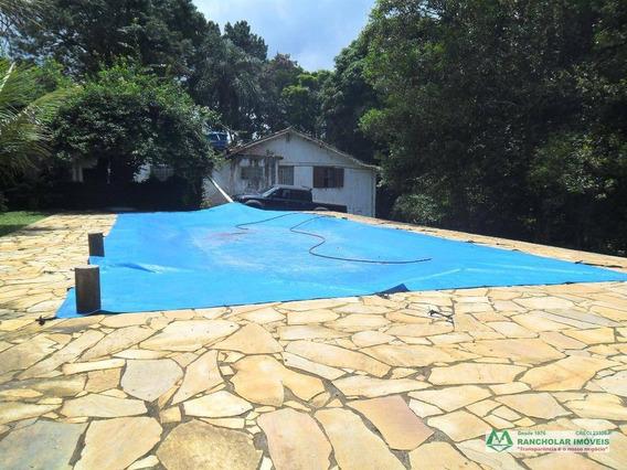 Chácara Residencial À Venda, Tijuco Preto, Cotia. - Ch0110
