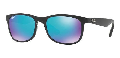 Lentes Anteojos Gafas Sol Ray Ban 4263 Chromance 601sa1 55