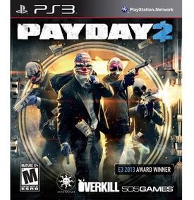 Payday 2 Playstation 3 Artgames