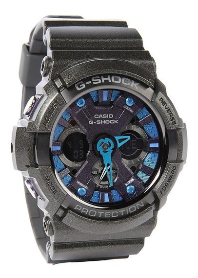 Relógio Masculino Casio G-shock Ga-200sh-2adr Original